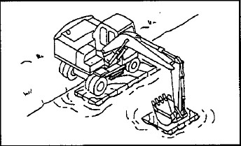 Komatsu PW170ES-6 HOW TO ESCAPE FROM MUD