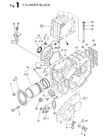 Yanmar Sel Injector Pump Diagram, Yanmar, Free Engine