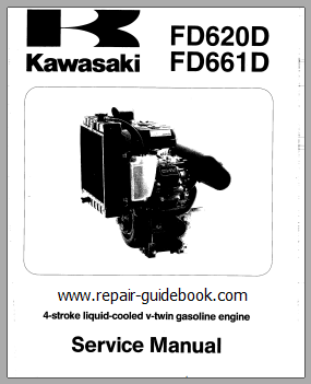 Fd590v Kawasaki Engine Parts Diagrams, Fd590v, Free Engine