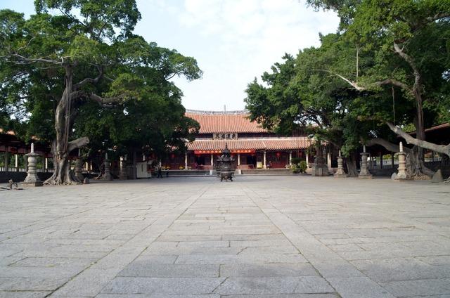 Temple Kaiyuan - Quanzhou