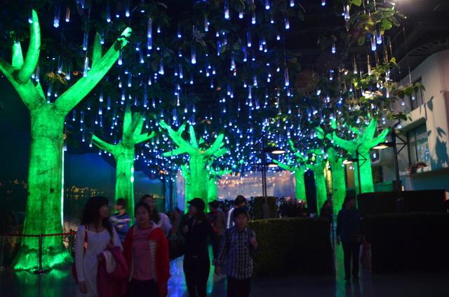 Pavillon Chine - Forêt de l'espoir