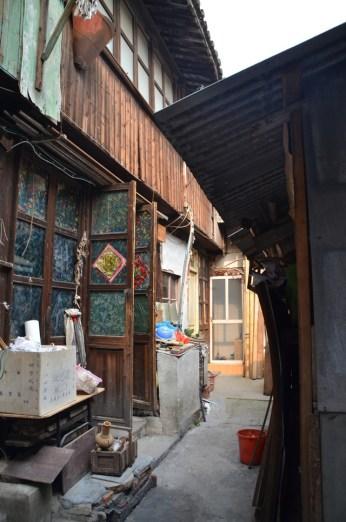 Vieille maison de Tongli