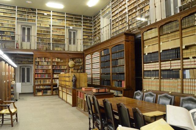 Bibliothèque du grand séminaire