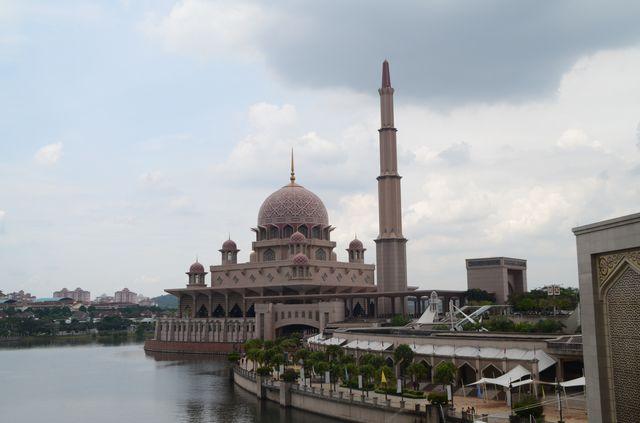 Putrajaya - Mosquée