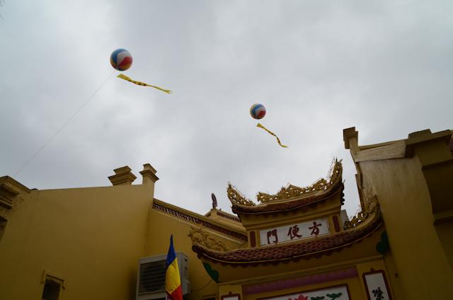 Hanoi - Chua Tran Quoc