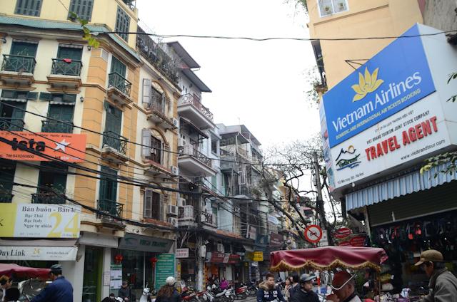 Hanoi - 36 rues