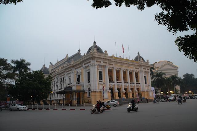 Hanoi - Opera