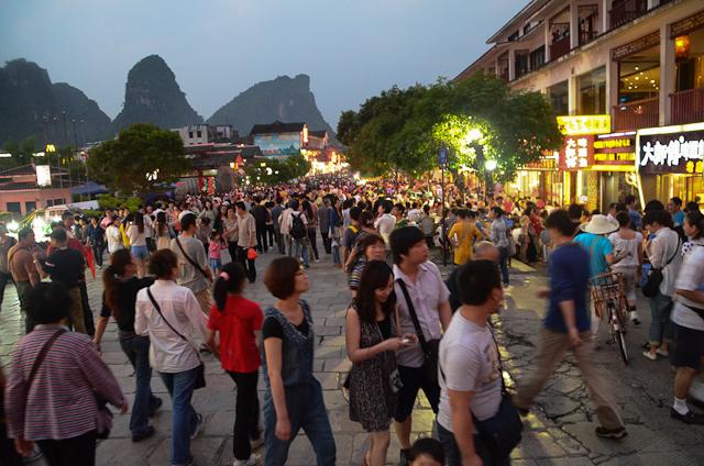 Yangshuo - XiJie