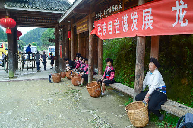 Dazhai - Femmes Yao