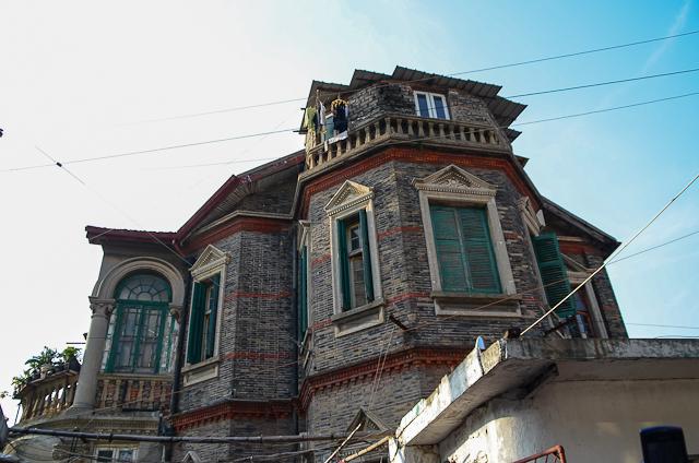 Maison de Wang Yiting