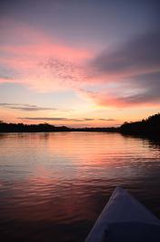 Sunset Borneo
