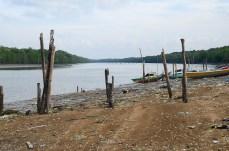 Buntal bâteaux pêcheurs