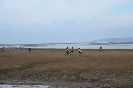 Buntal plage