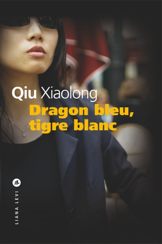 "Couverture du livre ""Dragon bleu, tigre blanc"""