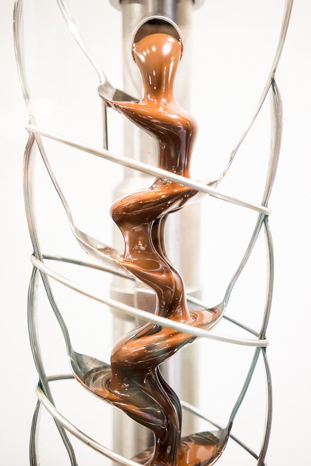 Zotter liquid chocolate
