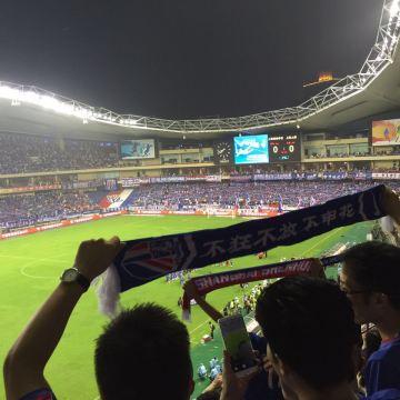 Derby Shanghai