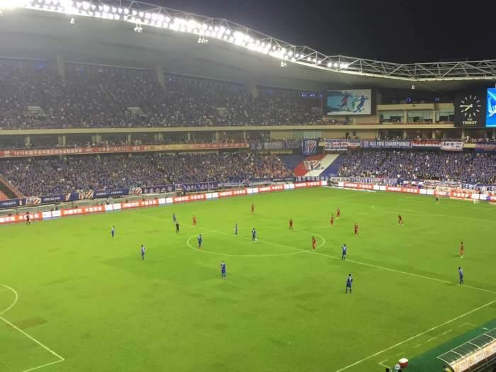 Shanghai Derby