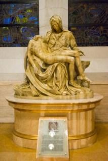 Pieta - Cathédrale de Manille