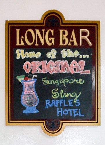 Raffles Singapour Sling