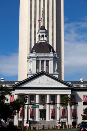 The Florida Capitol is shown. (Aneese/iStock/Thinkstock)