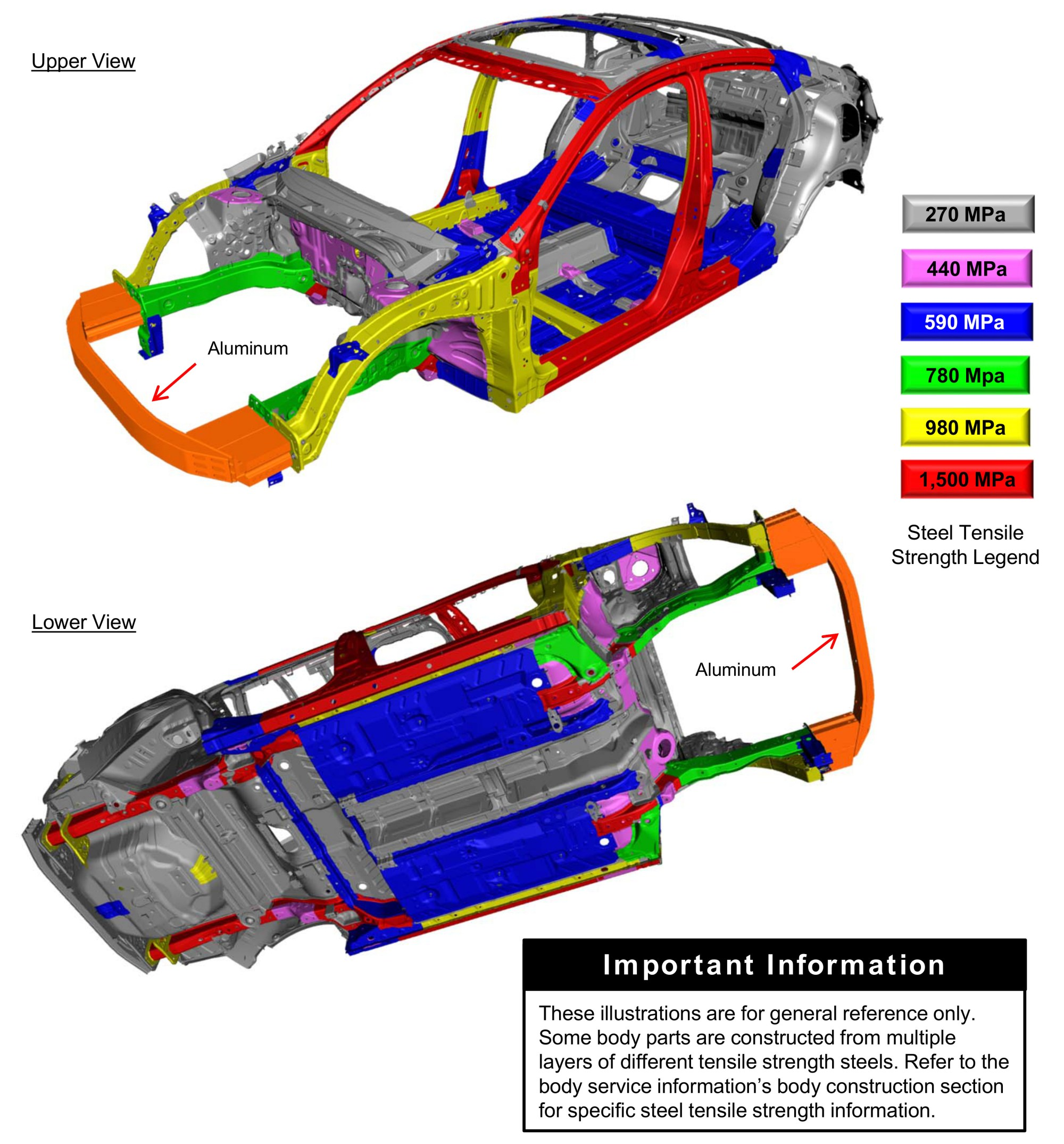 hight resolution of honda releases repair overview for 2016 civic an f 150 moment for 2001 honda civic diagram honda civic frame diagram