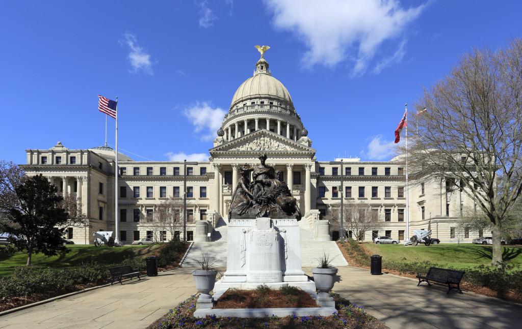 Mississippi Capitol. (wellesenterprises/iStock/Thinkstock)