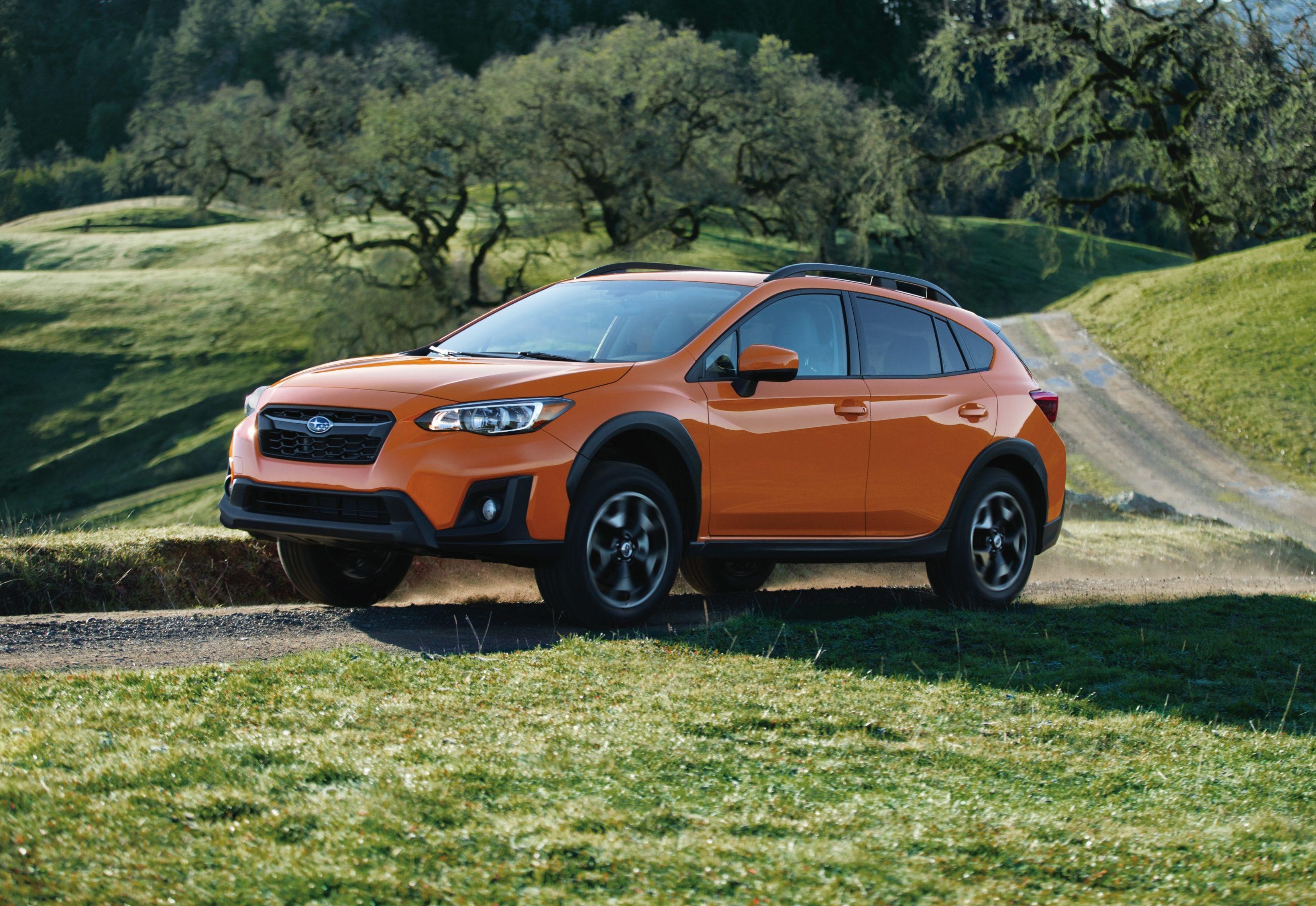 High strength steel Subaru platform returns for 18 Crosstrek lets