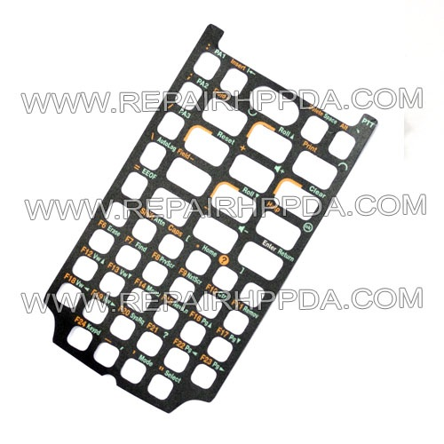Keypad Overlay (52-Key) Replacement for Intermec CK3R