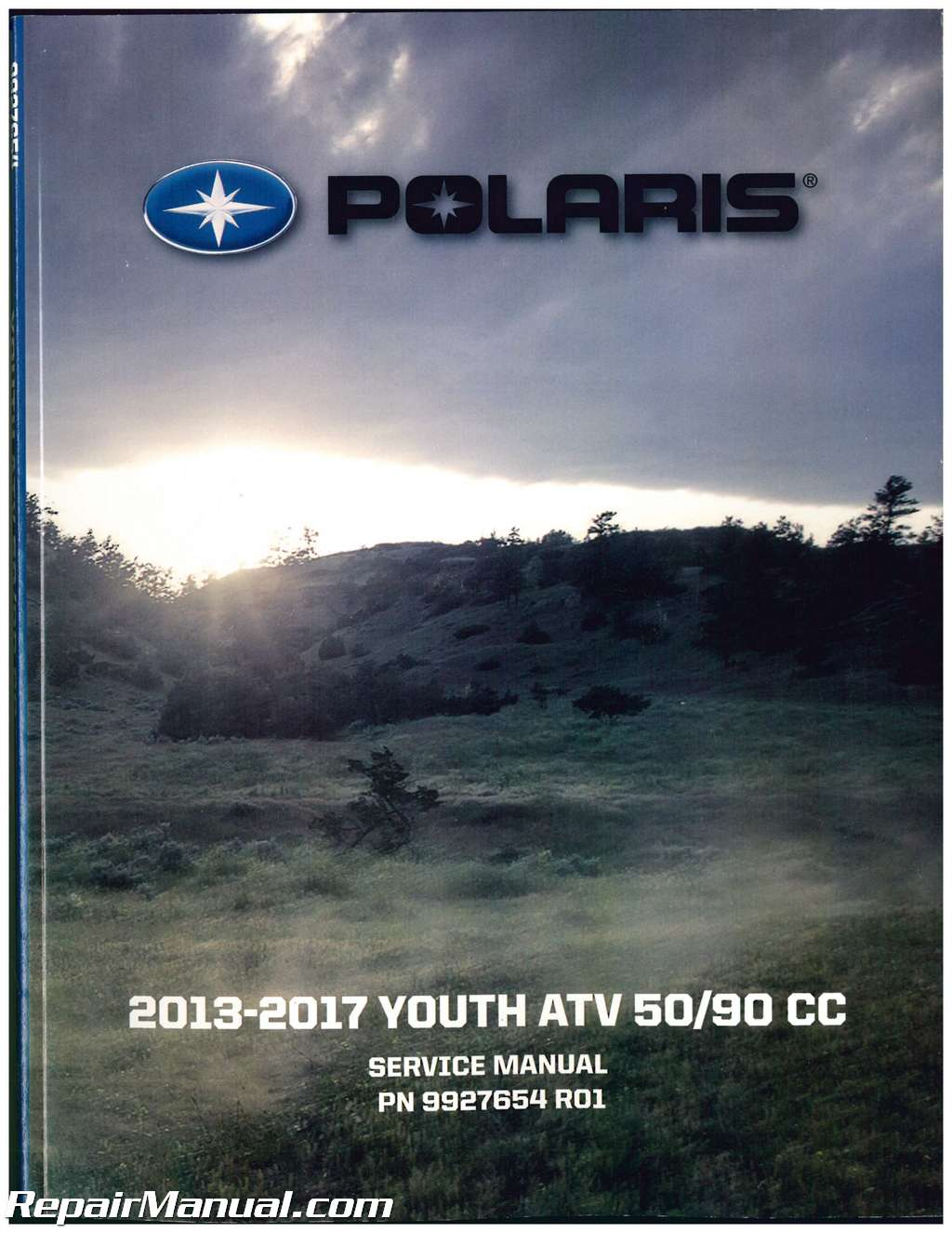 hight resolution of polari predator 500 chain adjustment