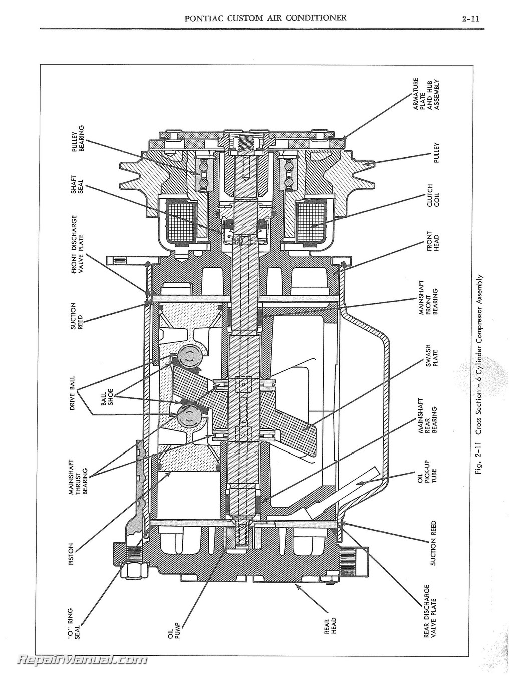 1993 Acura Vigor Engine Diagram. Acura. Auto Wiring Diagram