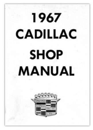 1966 Cadillac Service Workshop Manual