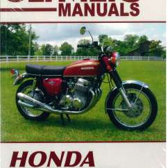 1976 Honda Cb750f Wiring Diagram Outlet Cb750 Sohc Schematic 1969 1978 Fours Motorcycle Repair Manual