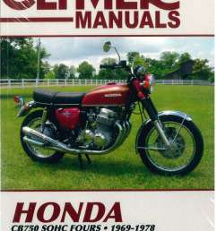 1969 1978 honda cb750 sohc fours motorcycle repair manual1969 1978 honda cb750 sohc fours motorcycle repair [ 1024 x 1474 Pixel ]
