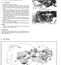 wiring diagrams source 1971 1976 honda sl70 xl70 motorcycle service manual rh [ 1024 x 1385 Pixel ]