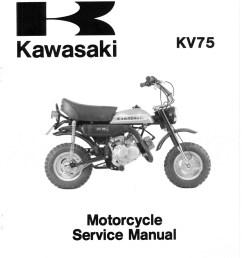 1971 1980 kawasaki mt1 kv75 motorcycle service manual kawasaki mt1 wiring diagram [ 1024 x 1214 Pixel ]
