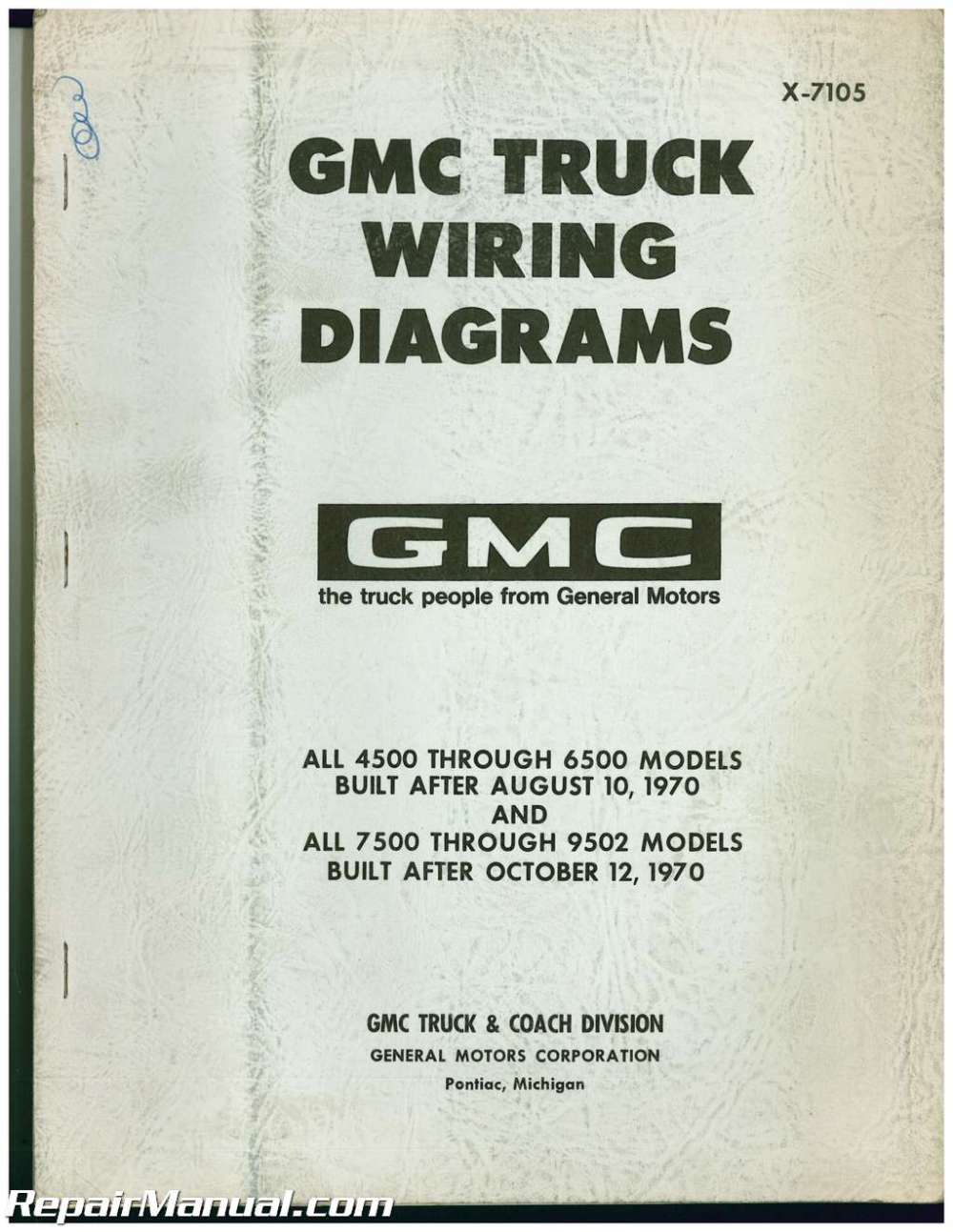 medium resolution of wiring diagram for 1970 gmc pickup