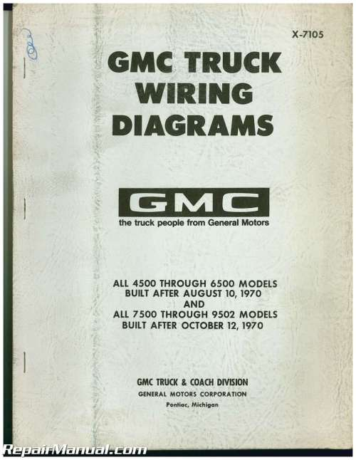 small resolution of wiring diagram for 1970 gmc pickup