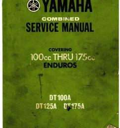 yamaha 125 enduro engine diagram [ 1024 x 1325 Pixel ]