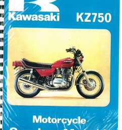 1978 kawasaki k z 750 wiring diagram wiring diagram preview 1976 1979 kawasaki kz750 b twin motorcycle [ 1024 x 1318 Pixel ]