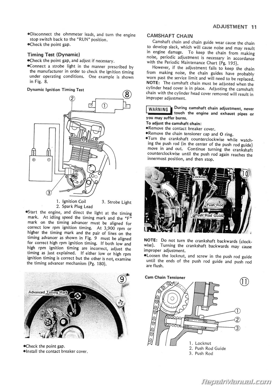1979 kawasaki kz1000 wiring diagram 0 gauge wire for and 1976  kz750 b twin motorcycle service manual