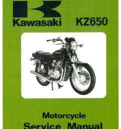b2a kz650 wiring diagram [ 1024 x 1325 Pixel ]