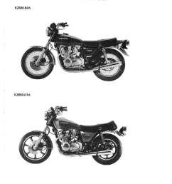 1978 1980 kawasaki kz650 motorcycle repair manual [ 1024 x 1325 Pixel ]