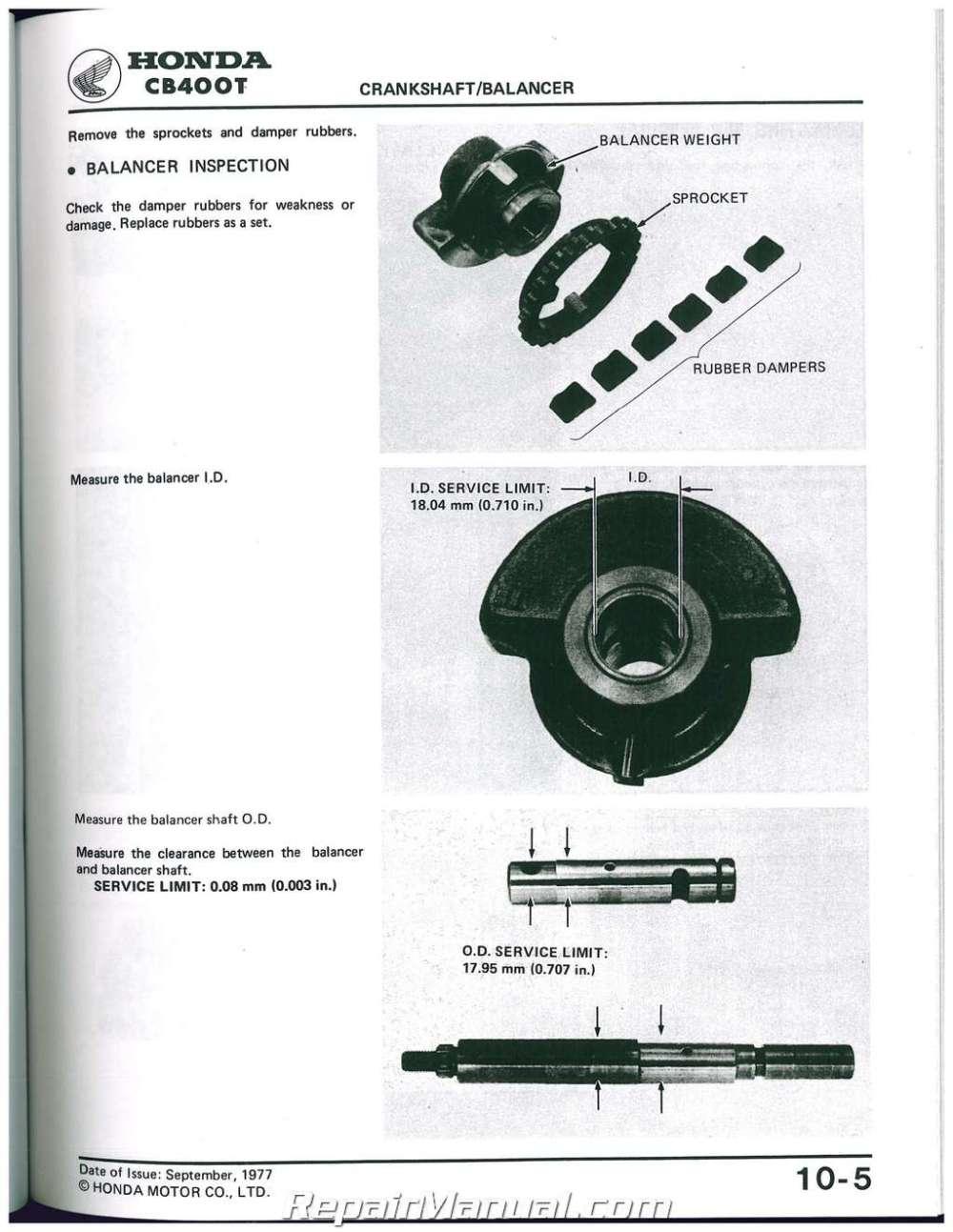 medium resolution of 1981 honda cm400 custom