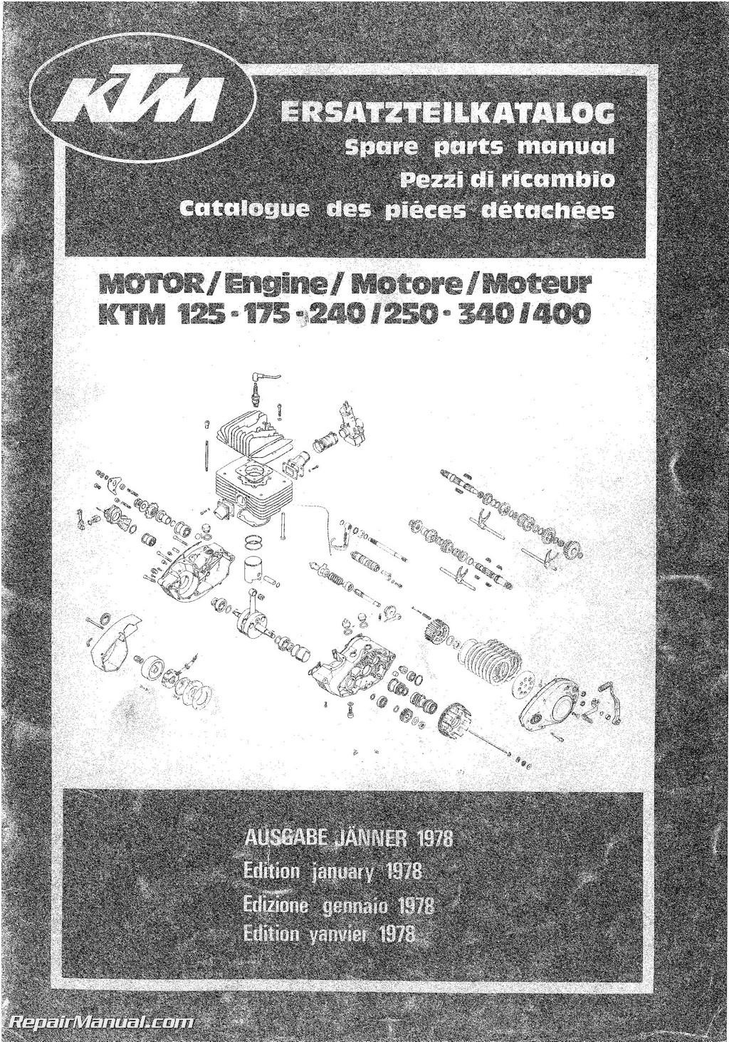 hight resolution of 1978 1979 ktm