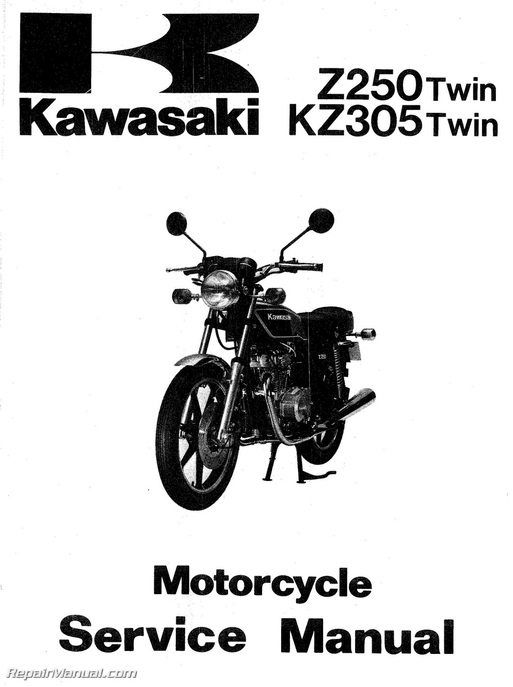 hight resolution of 1979 1982 z250 1981 1983