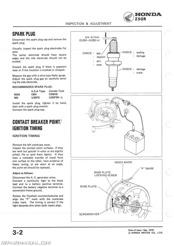 hight resolution of honda z50r wiring simple wiring diagram schemahonda z50r wiring wiring library 1993 honda z50r 1979 1987