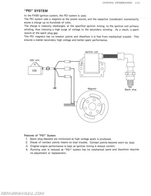 small resolution of suzuki fa50 wiring diagram wiring diagram data val 1980 suzuki fa50 wiring diagram