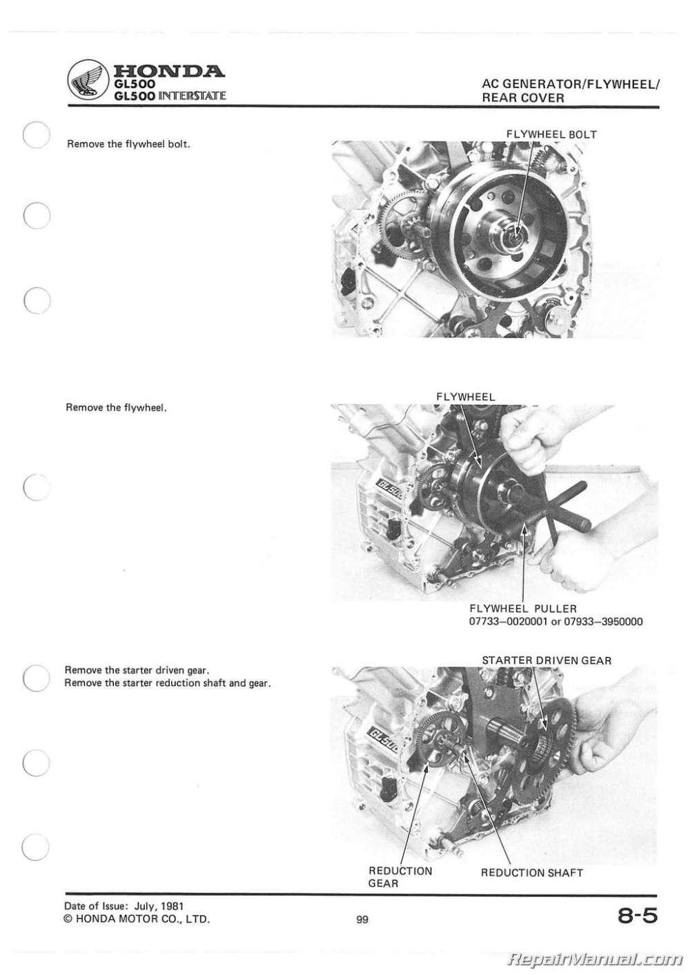 medium resolution of 1981 honda cx500 wiring diagram