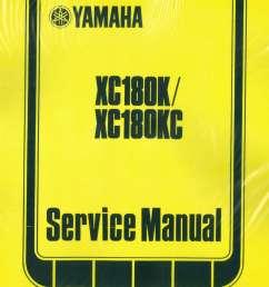 yamaha riva 125 wiring schematic [ 1024 x 1353 Pixel ]