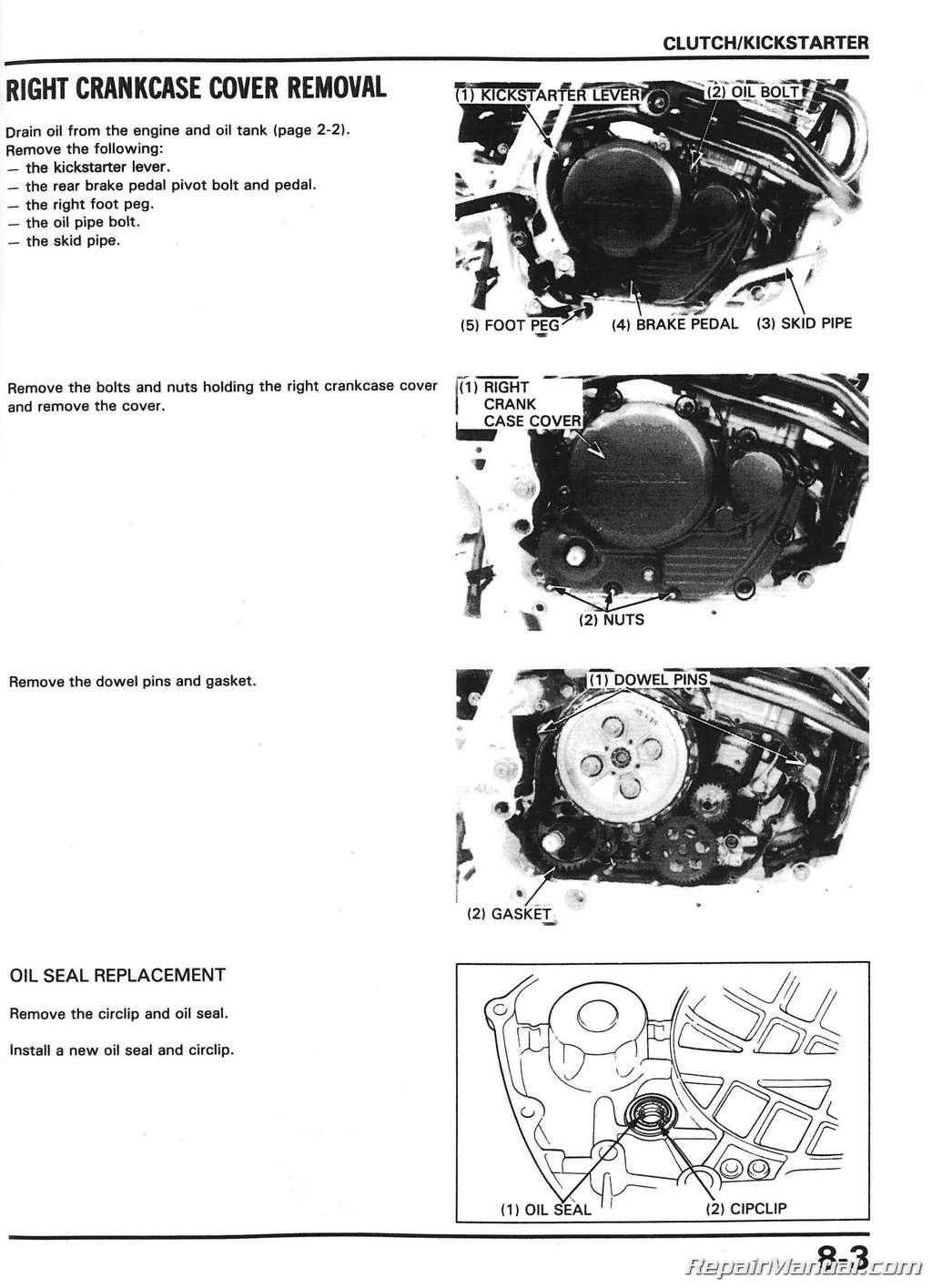 hight resolution of wrg 9165 xr600r wiring diagram honda xr600r wiring diagram